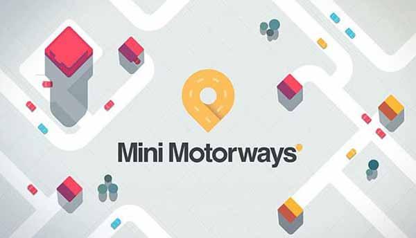 دانلود بازی Mini Motorways Build 20210824 – Portable برای کامپیوتر + گیمپلی بازی Mini Motorways